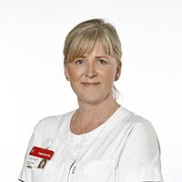 Ledende oversygeplejerske Helene Bliddal Døssing